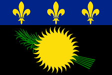 Guadeloupe (armoiries)